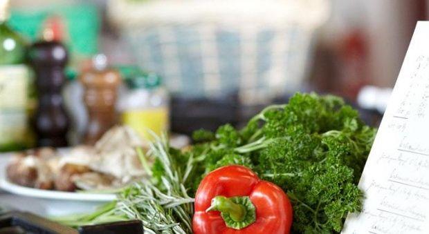 Σπαγγέτι με σάλτσα λαχανικών!