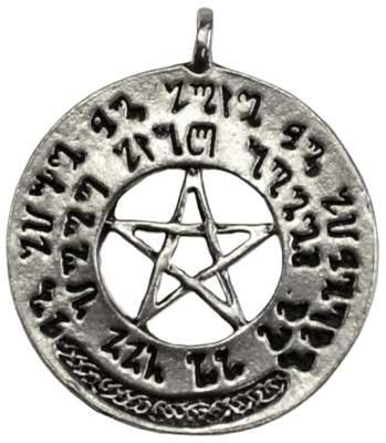 Witches Of The Craft Good Luck spell pendant $12.95