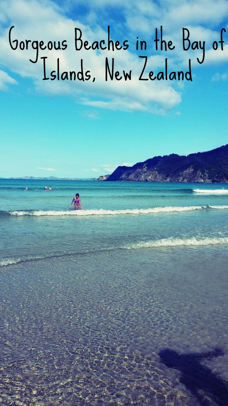 Time in historic Kerikeri, sea kayaking and fishing in Paihia and amazing beaches in the northland region, New Zealand