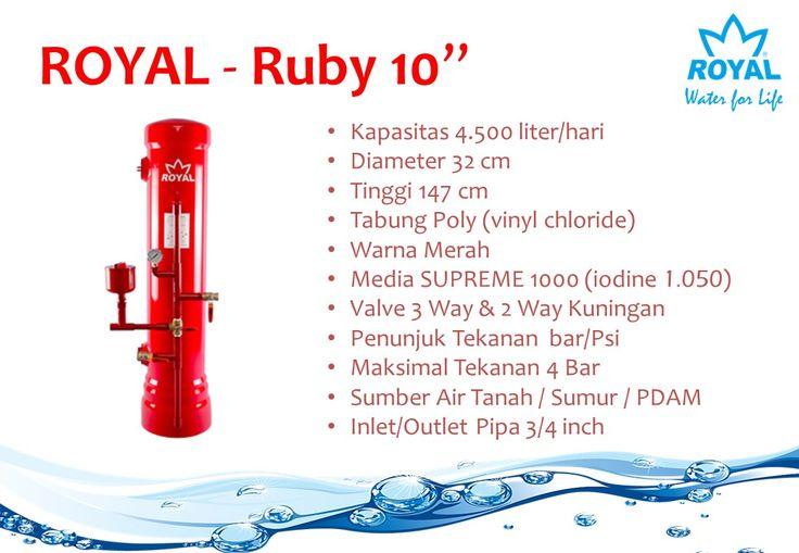 sales 0812 100 88388 www.royalwater.co.id