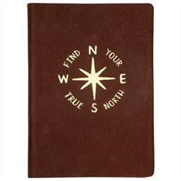 Leather Journal, Find Your True North