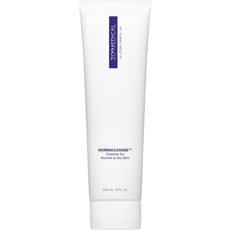 Cleanser for Normal to Dry Skin Its advanced surfactant gently removes impurities and oil, and prepares the skin to receive therapeutic treatments.