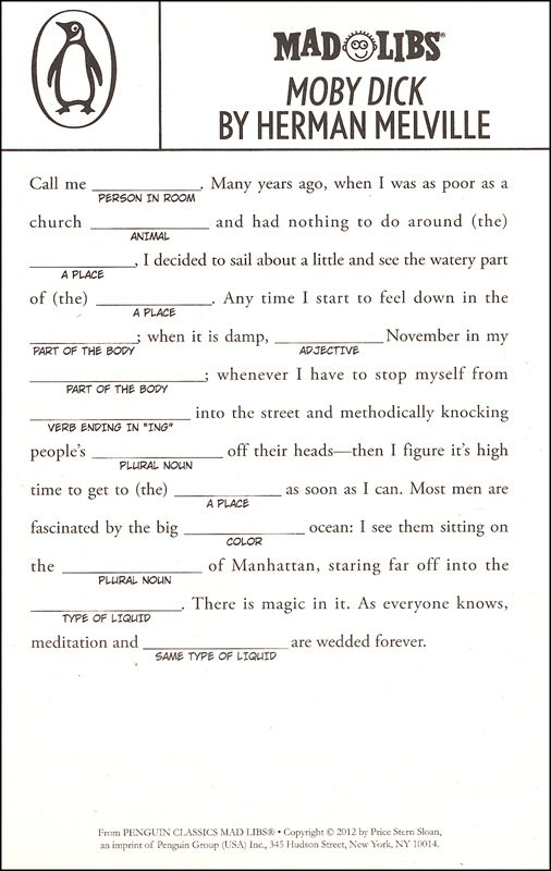 It is an image of Gorgeous Printable Mad Libs for Teens