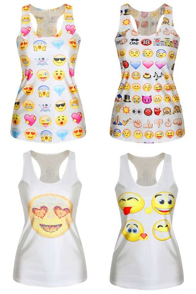 Ultimate gift for a emoji lover... Or yourself :) | #emoji | Emoji top | Emoji costume | Fyndiq | Cute