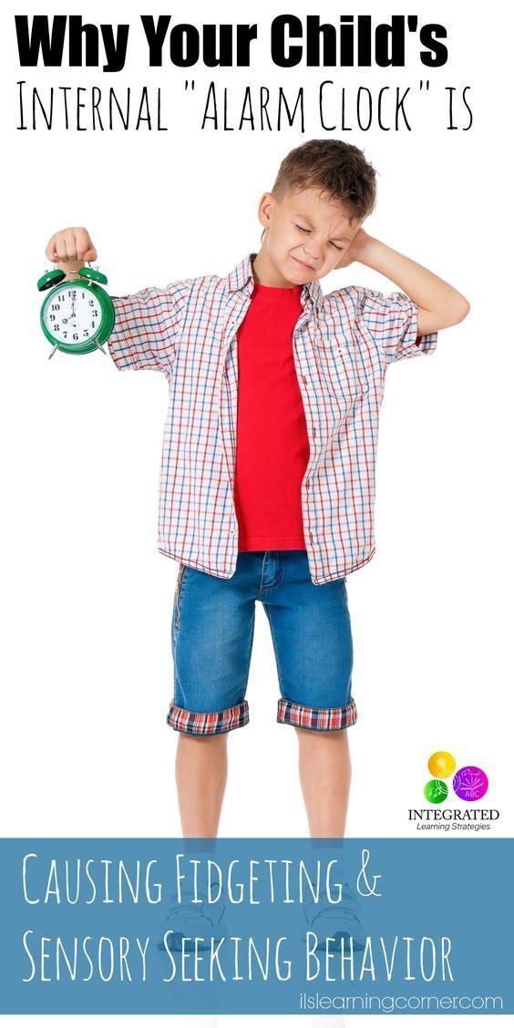 "Reticular Activating System: Why Your Child's Internal ""Alarm Clock"" is Causing Fidgeting and Sensory Seeking Behavior   ilslearningcorner..."