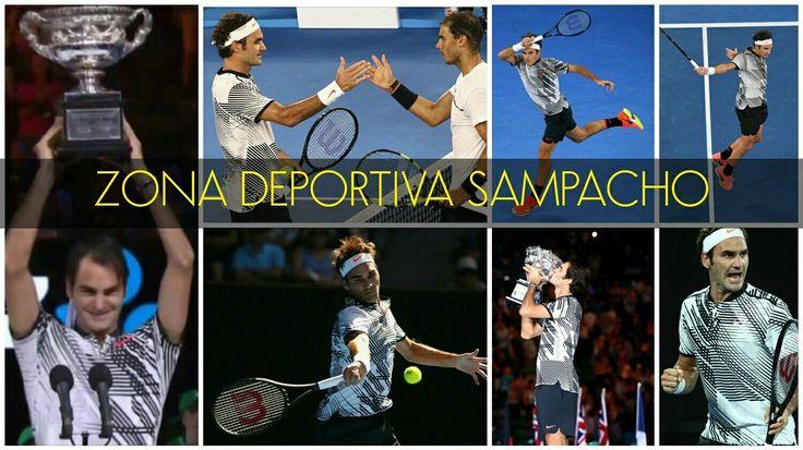 Roger Federer de quedo con el 18 Grand Slams