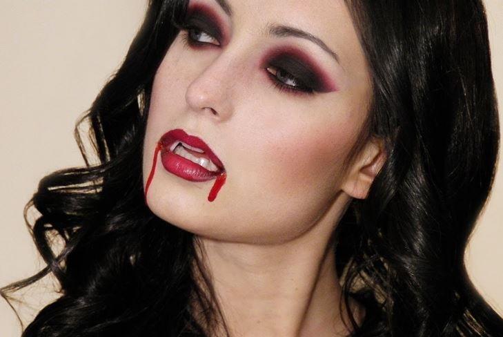Костюм вампира на Хэллоуин: фото, как сделать своими руками