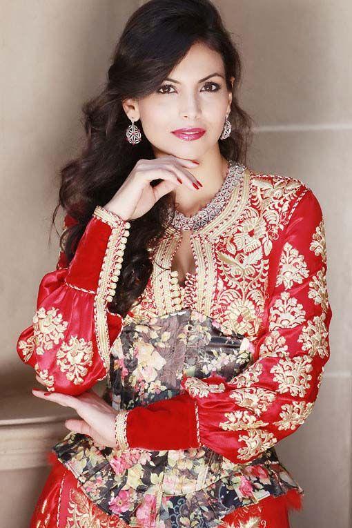 Caftan  - Nouvelle collection Caftan Marocain ~ Takchita : Caftan haute couture