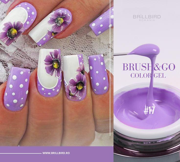 Go17 Brush&Go Color gel