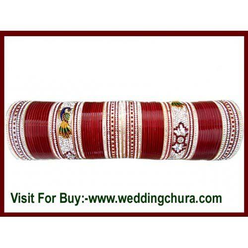 """Sabse acha wedding chura, Bridal Bracelet, Indian designer chura, White wedding chura, Cream chura, Bridal suhag chura, Designer bridal chura, whole Life yaad rakoge. Shahihandicraft ambala walo ko? Chalo design ke liye www.weddingchura.com . The price of the chura is 80$ . The shipping charges in india is free & we ship worldwide . The shipping charges out of india is 15$ . """