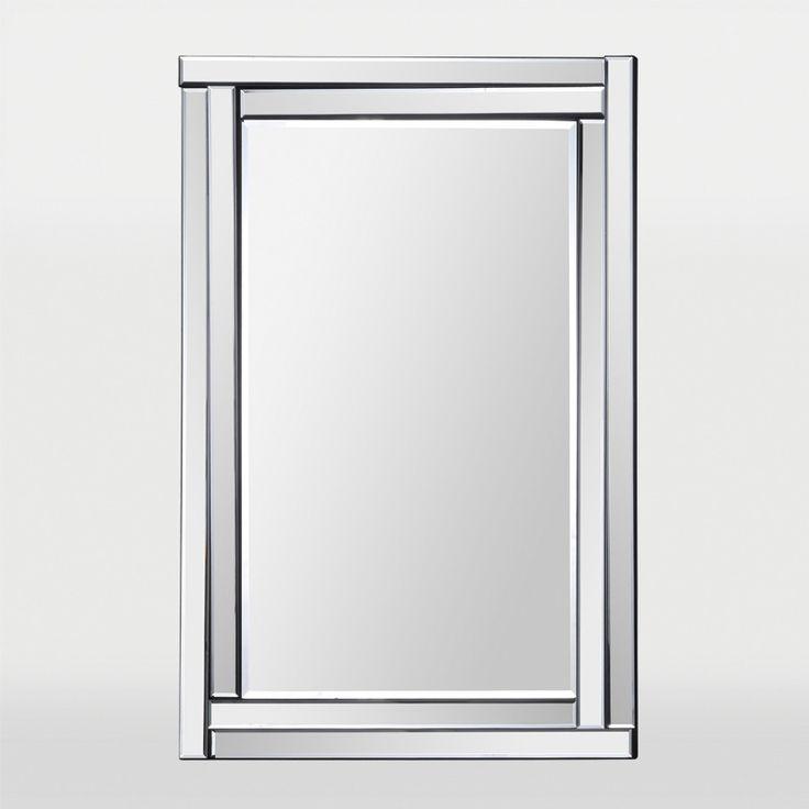 17 meilleures id es propos de miroir biseaut sur for Miroir 9 carreaux