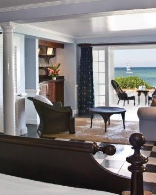 Half Moon  ( Montego Bay, Jamaica )  At 400 square feet, Junior Suites are spacious and put the surrounding landscape on display. #Jetsetter
