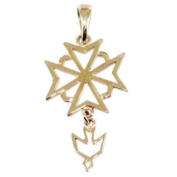 croix huguenote croix huguenote taille bijoux size jewelry voir plus ~ Croix Huguenote En Bois
