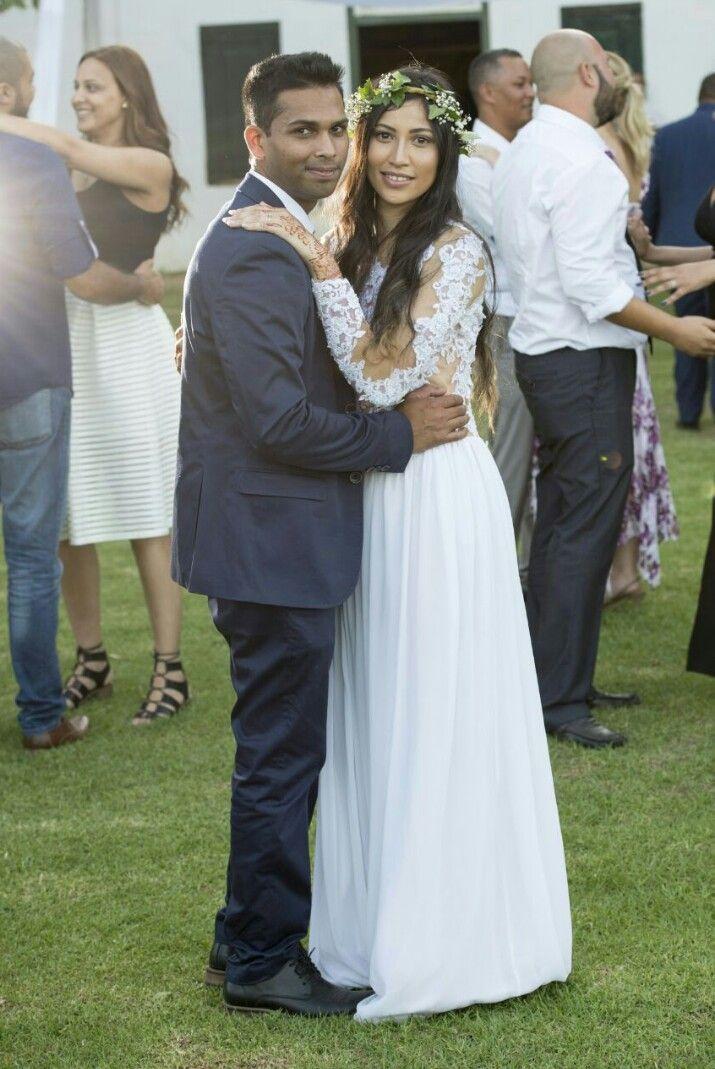 "Dance with me... ""Say you wont let go"" James Arthur... Zunaid and Kami wedding"