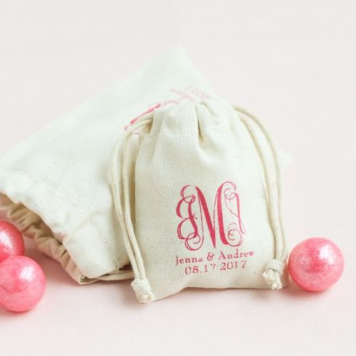 17 Best ideas about Wedding Favor Bags on Pinterest Cookie wedding ...