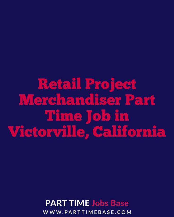 Part Time Retail Sales Consultant Job in San Rafael #parttime