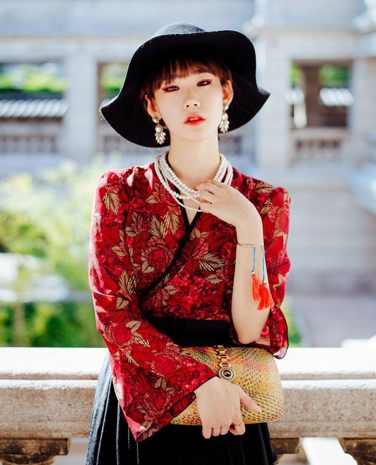 한복 Hanbok : Korean traditional clothes[dress]   #ModernHanbok