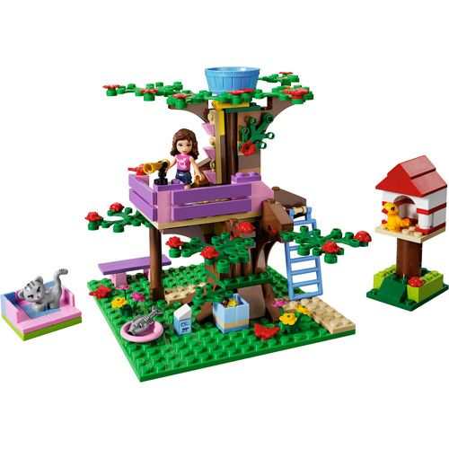 BOTH - LEGO Friends Olivia's Tree House $18.75