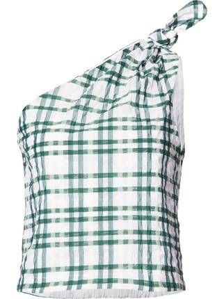 Rosie Assoulin блузка на одно плечо