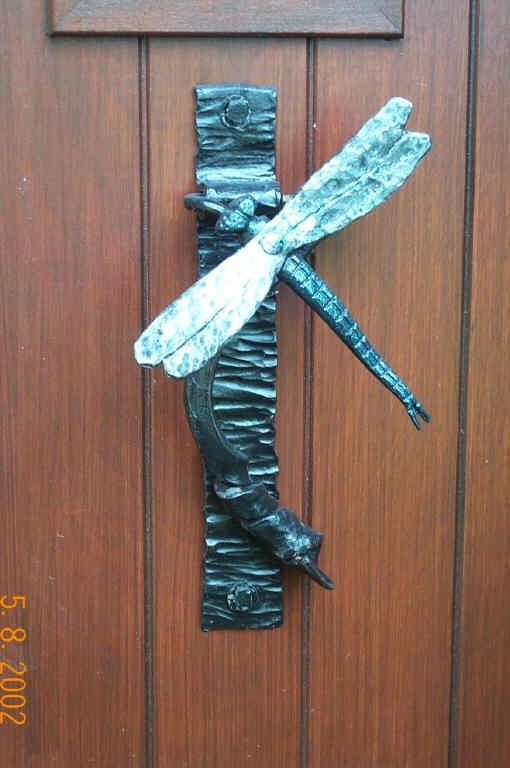 1000 ideas about door knockers on pinterest doors antique door knockers and blue doors - Dragonfly door knockers ...
