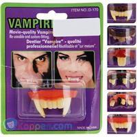 Vampier tanden -  Koppen.com