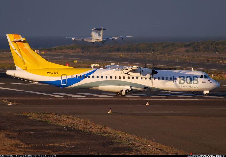ATR ATR-72-500 (ATR-72-212A) - BQB Lineas Aereas | Aviation Photo #1650938 | Airliners.net
