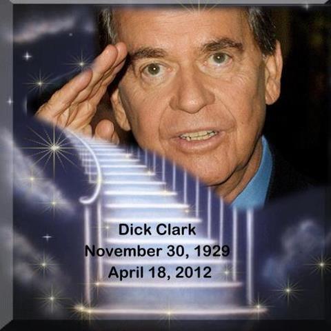 Friends Dick Clark 105