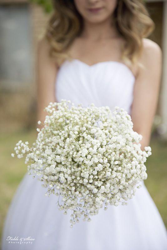 Wedding bouquet. Fields + Skies Photography