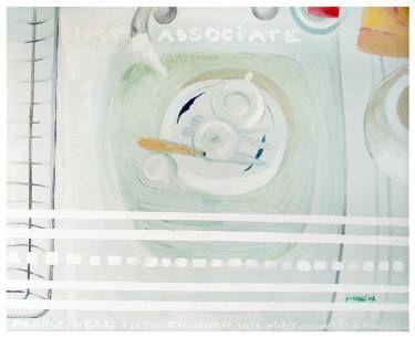 """Saatchi Art Artist Loredana Găină; Painting, """"Daily Reality"""" #art"""