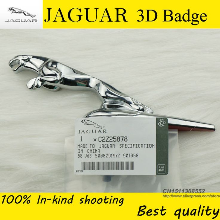 Find More Emblems Information about [Excellent quality]Fast Ship Zinc Alloy 3D Car Badge Jaguar Hood Badge Head Emblem Mark Symbolize Leaping Cat Logo Spring,High Quality spring origami,China badge factory Suppliers, Cheap spring from Wheel hub cover manufacturer on Aliexpress.com