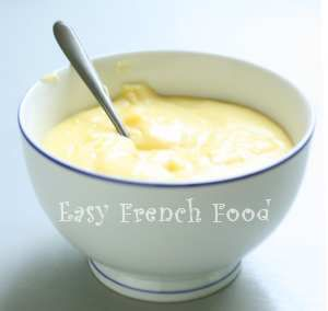 .Pastry Cream....Use it to fill French pastries, cakes, tarts, eclairs ....