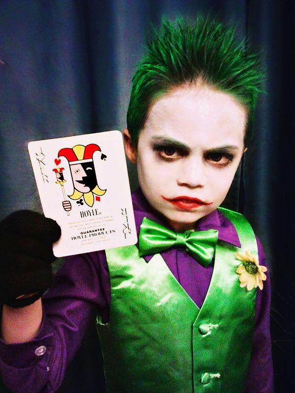 year old joker costume  sc 1 st  Pinterest & The 173 best Halloween images on Pinterest | 90s costume Carnival ...