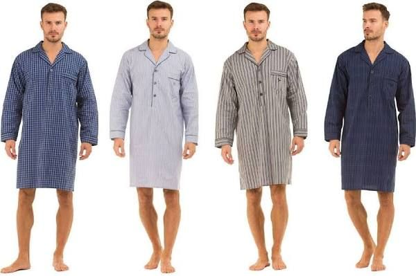 mens nightshirt uk