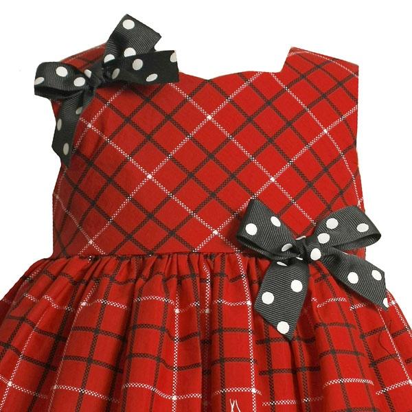 Bonnie Jean Girls: Jeans Girls, A Mini-Saia Jeans, Party Dresses, Girls Generation, 2 Pieces Red, Parties Dresses, Bonnie Jeans, Prints Parties, Red Black