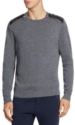 The Kooples Marled Sweater
