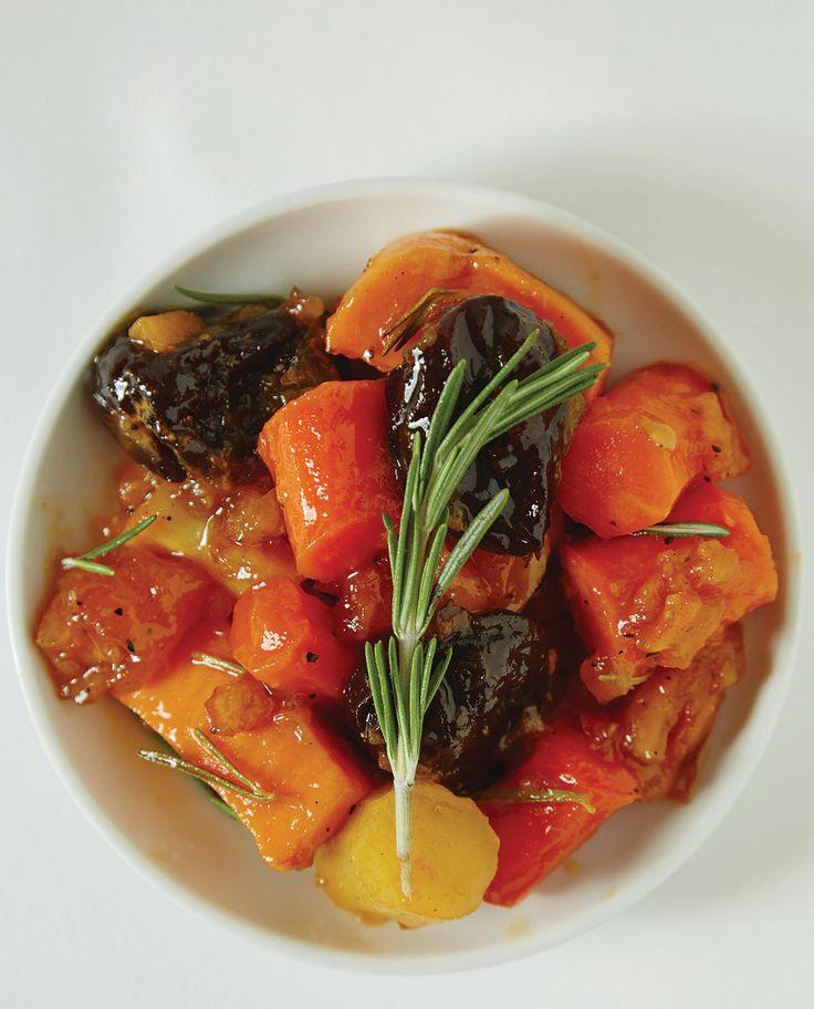 Carrot Tzimmes.