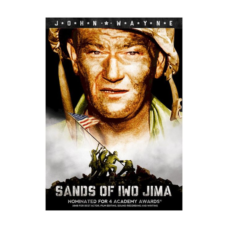 Sands of Iwo Jima, Movies