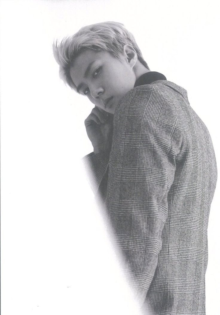 Sehun - EXO - Álbum FOR LIFE (2016)