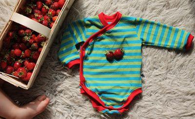 Wickelbody Baby Body In Gr 246 223 E 56 Baby Klamotten