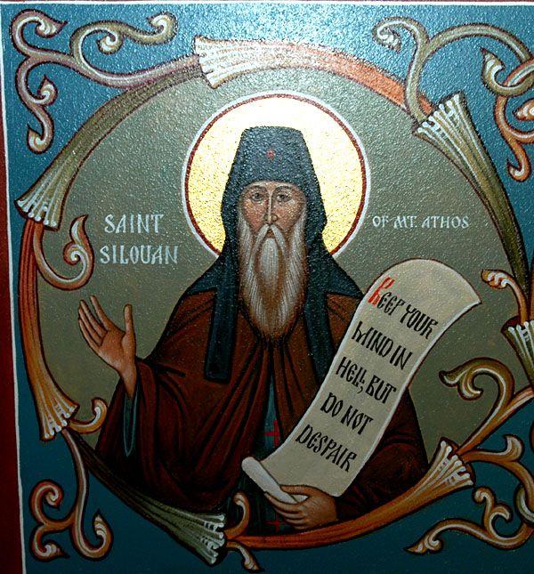 Venerable Silouan of Mt. Athos - Orthodox Church in America