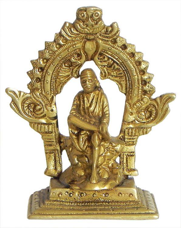 Shirdi Sai Baba (Brass))