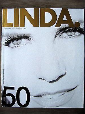 LINDA.50 10/2008 Jan Mulder, Linda de Mol, Jude Law, Hans Klok, Liz Snoijnk