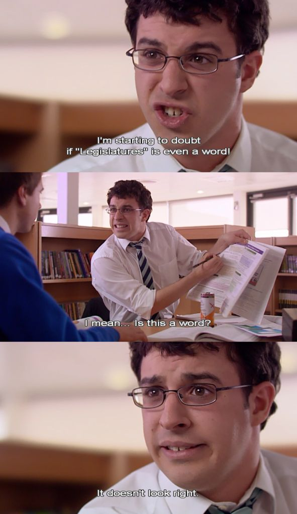 "The Inbetweeners. Season 2 Episode 6, ""Exam Time."""