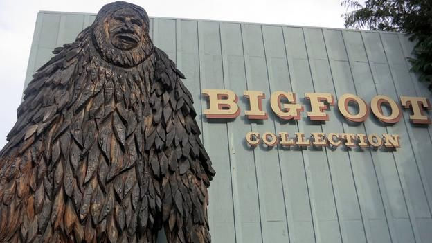 The Willow Creek-China Flat Museum, Bigfoot Scenic Byway, California (Credit: Andy Murdock)