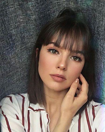 Cute Short Hairstyles For Straight Hair 2019 Nails C Hair