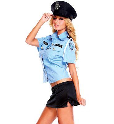 #Disfraz de #policia #sexy | Guapa Al Instante Blog de belleza