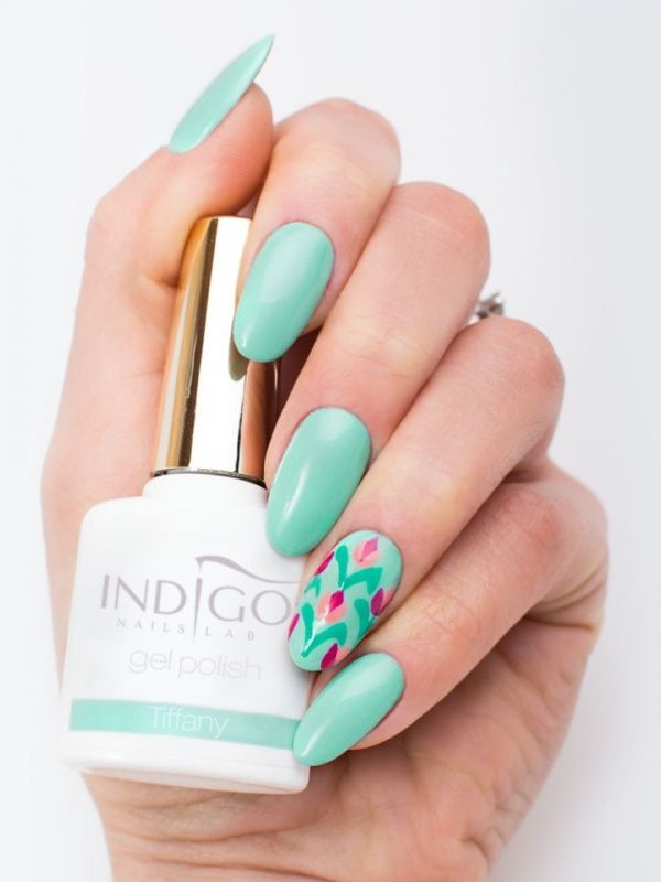 Tiffany Gel Polish   Indigo Nails