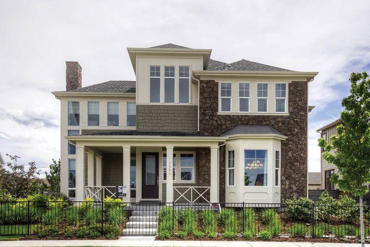 89 best home exterior views images on pinterest exterior for Vinyl windows denver