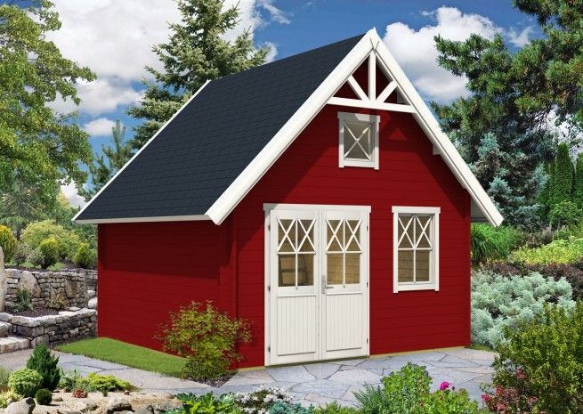 Schwedenhaus 44 Iso In 2020 Cabins Cottages House House Styles