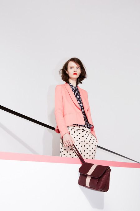 Sonia by Sonia Rykiel | Pre-Fall 2014 Collection |